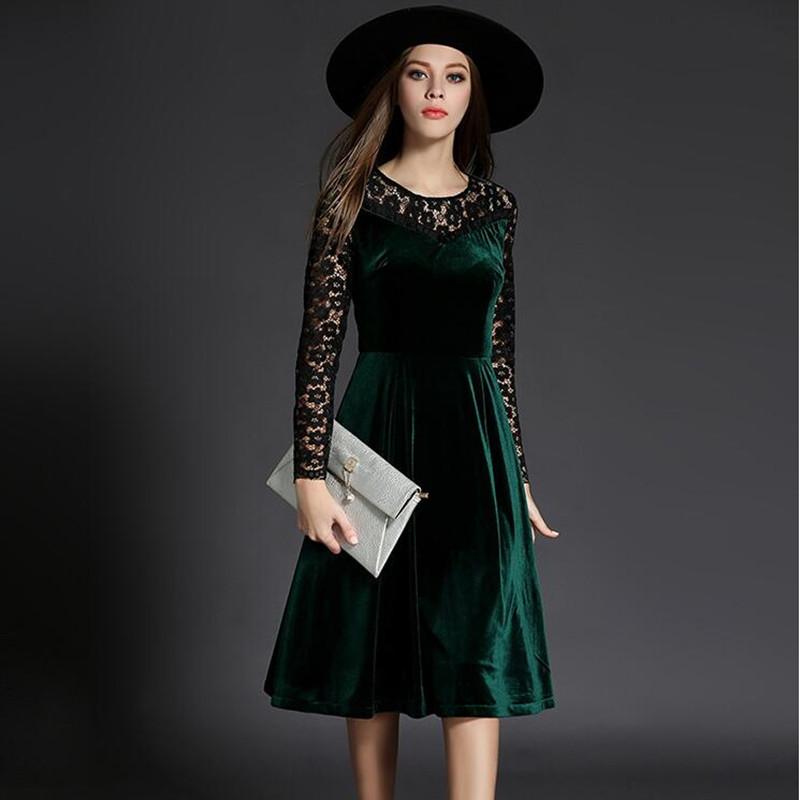 f533c6eb2 فساتين مخمل , اجمل فستان مخمل - صباحيات