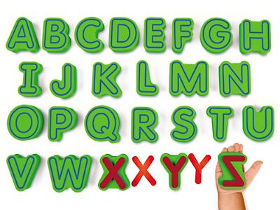 صورة صور حروف , تعليم الابجدية بالصور