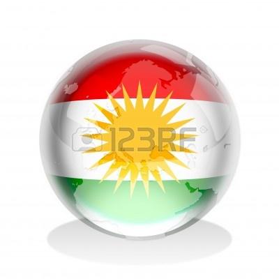 صورة علم كردستان خلفيات , علم اقليم كردستان