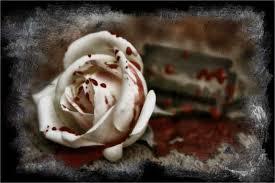 صور صور دموع الورد , ورد حزين