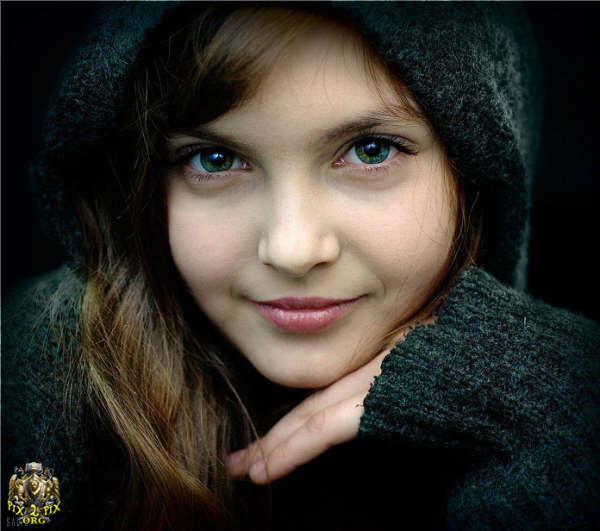 بالصور اجمل طفلة في العالم ايرانية , ايرانية ملكة جمال 287 2