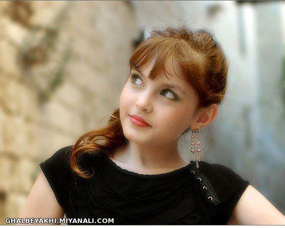 بالصور اجمل طفلة في العالم ايرانية , ايرانية ملكة جمال 287 5