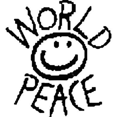 بالصور صور تعبر عن السلام , لوجو السلام 31 5