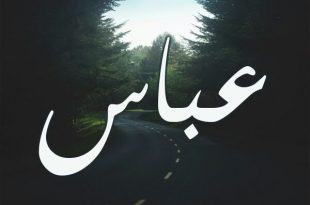 بالصور اسم عباس بالصور , تصاميم روعه لاسم عباس 325 3 1 310x205