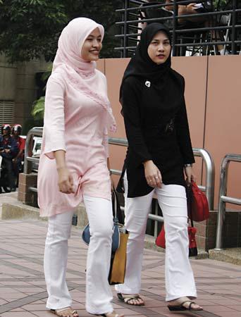 بالصور صور بنات كوريات محجبات , بنات كوريا المسلمات بالصور 327 4