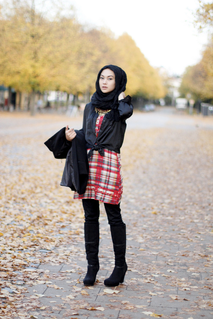 بالصور صور بنات كوريات محجبات , بنات كوريا المسلمات بالصور 327 7