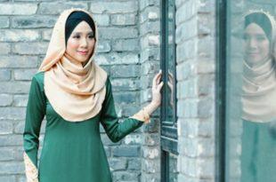 صور صور بنات كوريات محجبات , بنات كوريا المسلمات بالصور