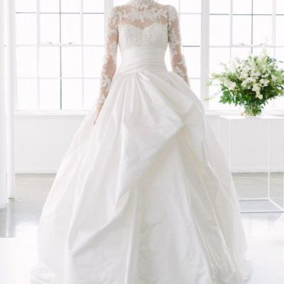 بالصور فساتين اعراس , اروع فساتين الفرح 366 7