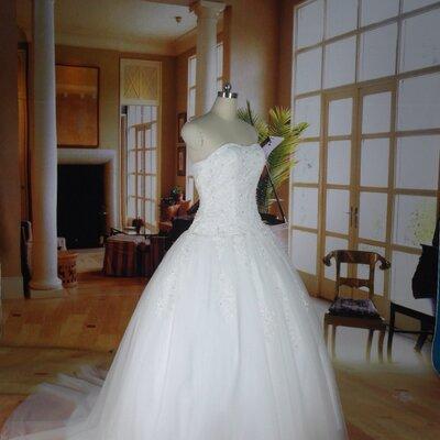 بالصور فساتين اعراس , اروع فساتين الفرح