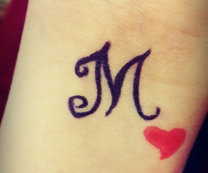 بالصور حرف M , تشكيلة زخارف لحرف m روعه 372 3