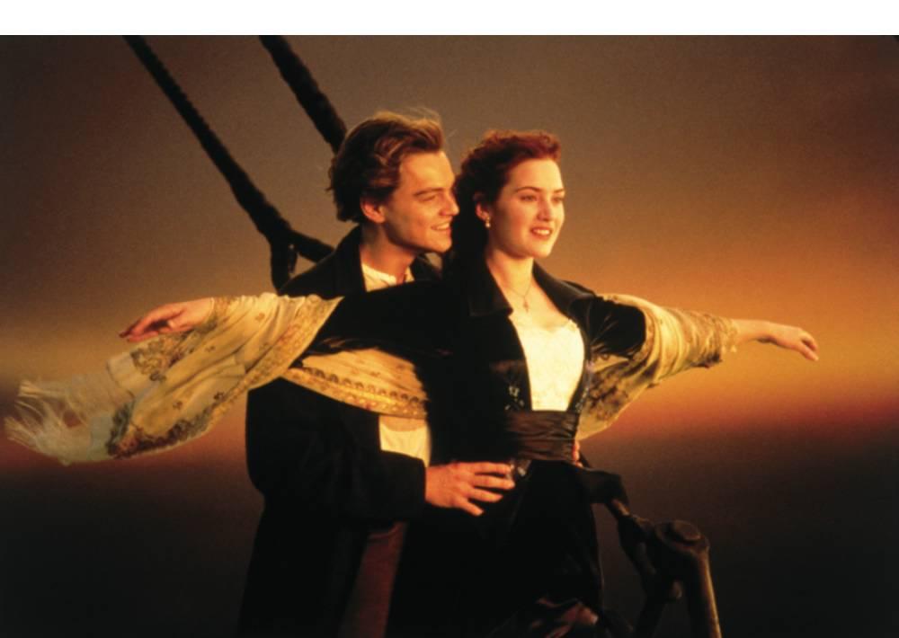 صورة صور جاك و روز , رومانسيات تيتانيك