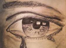 صوره عيون تبكي , صور حزينه ومبكيه