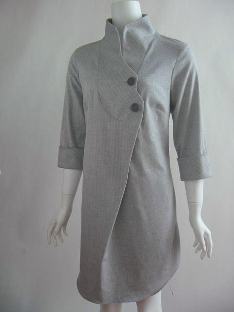 صورة موديلات قمصان طويلة كويتية , قميص كويتى
