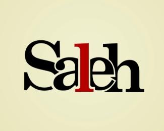صوره صور اسم صالح , معنى وتصميمات لاسم صالح حصرى