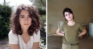 صورة صور بنات يهود , بنات يهود فى الجيش