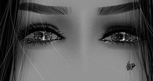 صورة صور عيون حزينه , اجمل صور العيون الحزينة المؤلمة