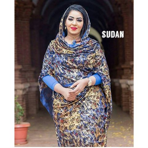 صور صور فساتين سودانيه , فساتين جديده 2019 سودانى