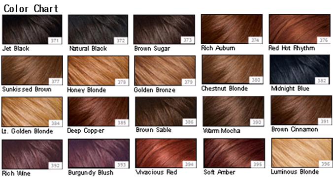 صور كتالوج صبغة الشعر لوريات الجزائرية , لون صبغة الشعر