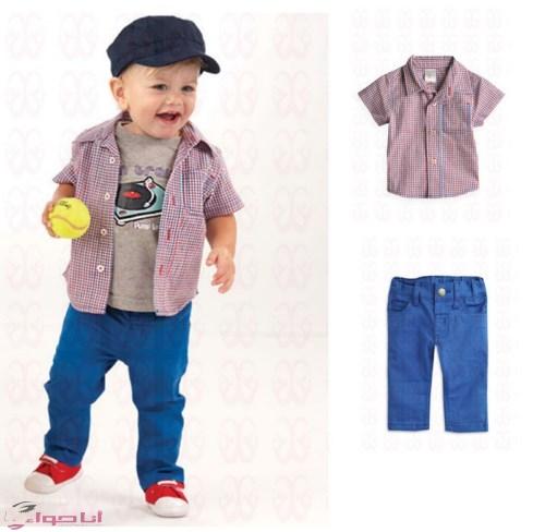 صورة ملابس اطفال اولاد , ملابس اولادي
