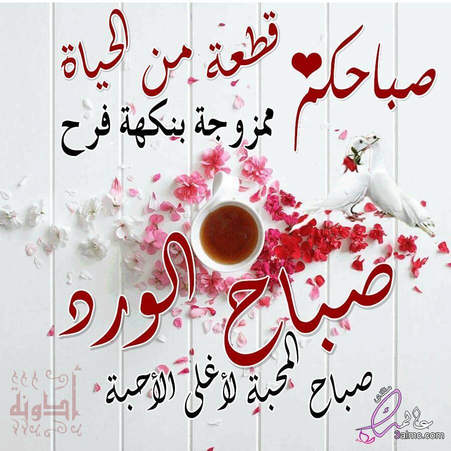 بالصور رسالة صباحية , رسايل صباح روعة 4757 2