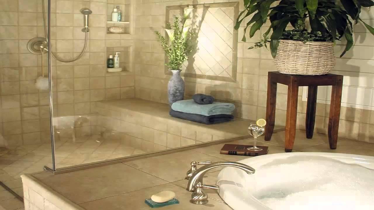 صورة ديكورات الحمامات , احلي ديكور للتواليت