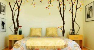 فنون في غرفة النوم , احلي الافكار والفن فاوض النوم