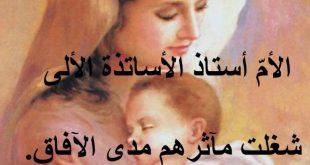 قصيدة عن الام , شعر عن فضل الام