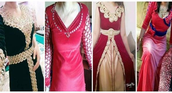 بالصور صور قنادر , احلي صور الفساتين التحفة 4983