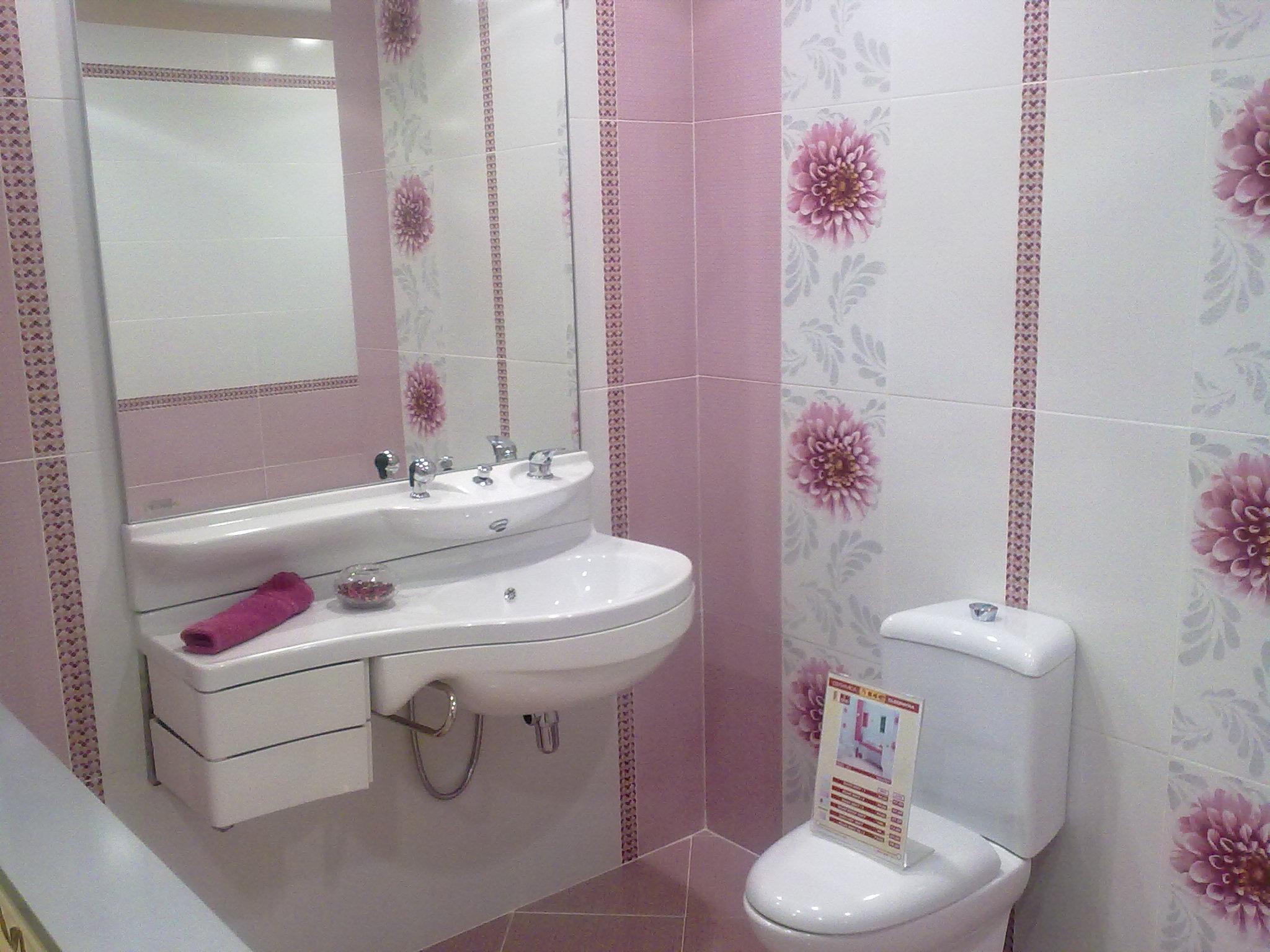 بالصور سيراميك حمامات 2019 , اروع انواع السيراميك للحمامات 5027 4