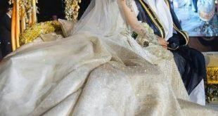صوره صور فساتين زفاف , اروع واشيك فستان عرايس