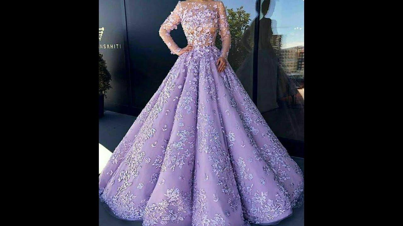 بالصور اجمل فستان في العالم , اشيك فساتين فالعالم 5085 3