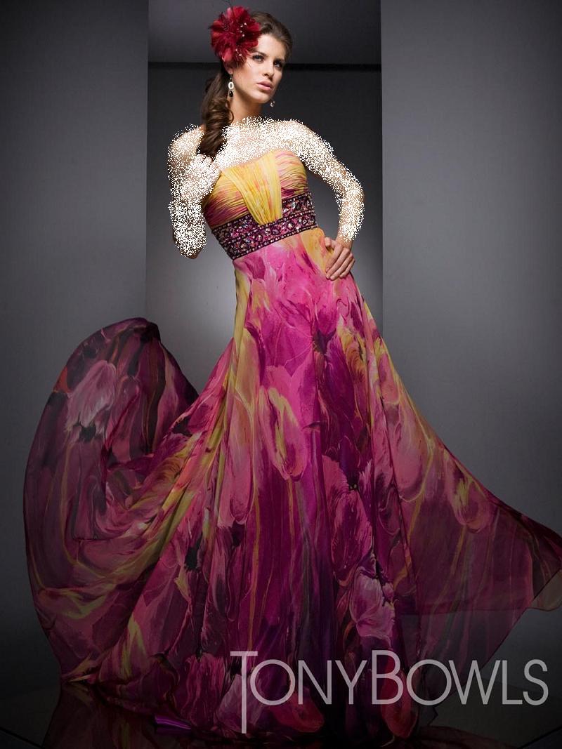 بالصور موديلات فساتين سواريه , تصميمات فستان سواريه 5086 6