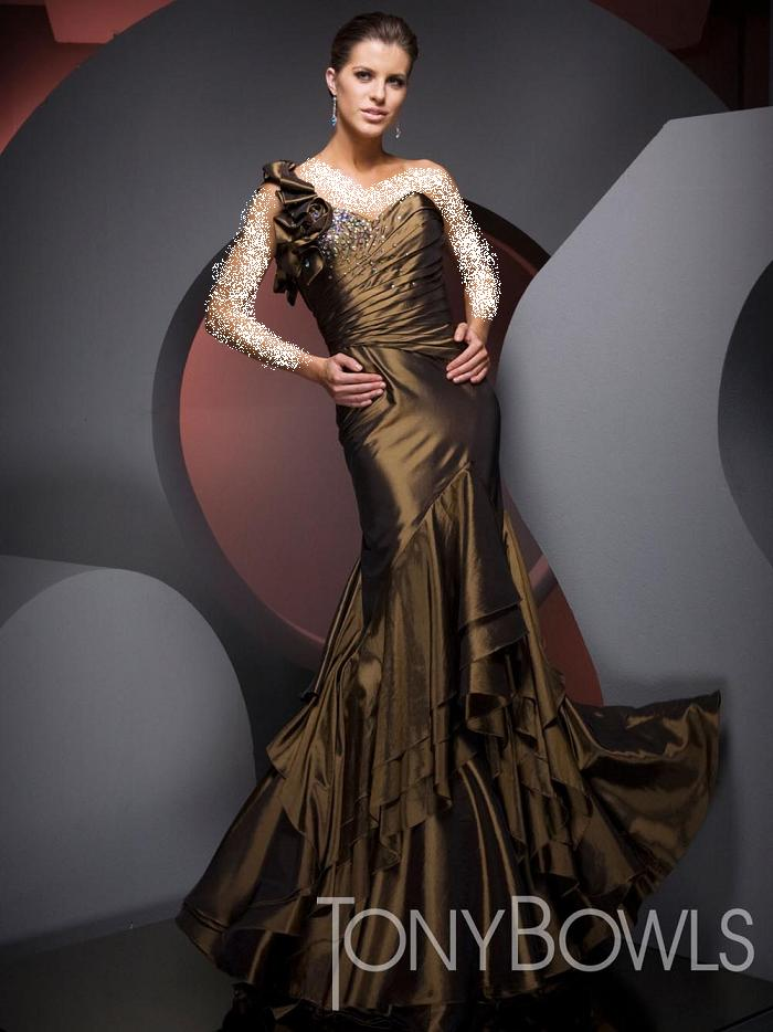بالصور موديلات فساتين سواريه , تصميمات فستان سواريه 5086 7