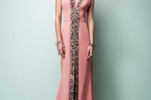 بالصور موديلات فساتين سواريه , تصميمات فستان سواريه 5086 9 310x205