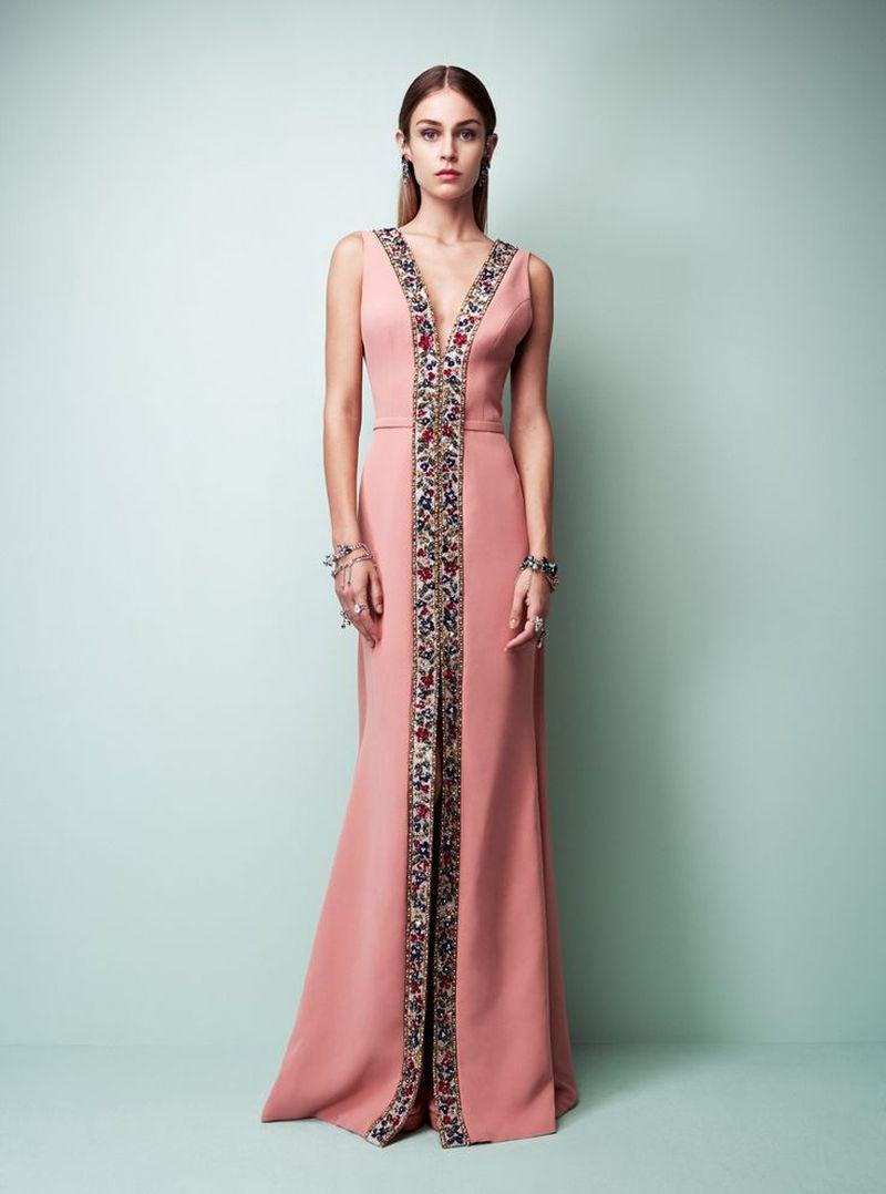 بالصور موديلات فساتين سواريه , تصميمات فستان سواريه 5086
