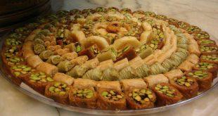 صورة حلويات شرقية , اسهل طريقة لعمل الكنافة بسرعة ولذيذة جدا