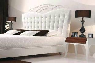 صوره غرف نوم بيضاء , اجمل اوض للنوم بيضة