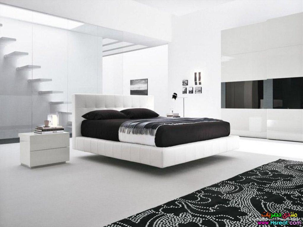 بالصور غرف نوم بيضاء , اجمل اوض للنوم بيضة 5133 7