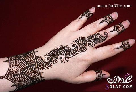 بالصور رسومات حنة سودانية , اجمل رسمة حنة سوداني 5170 2
