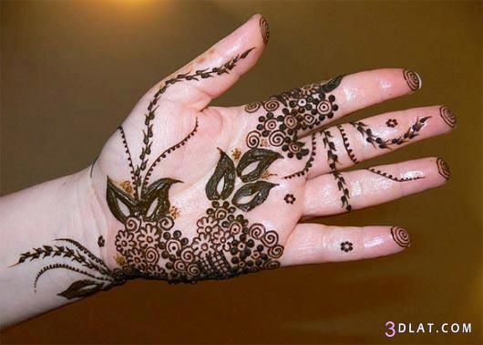 بالصور رسومات حنة سودانية , اجمل رسمة حنة سوداني 5170 3