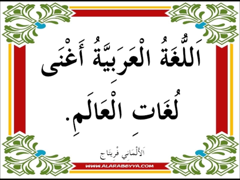 بالصور كلمات عربية , كلام باللغة العربية 5203 3