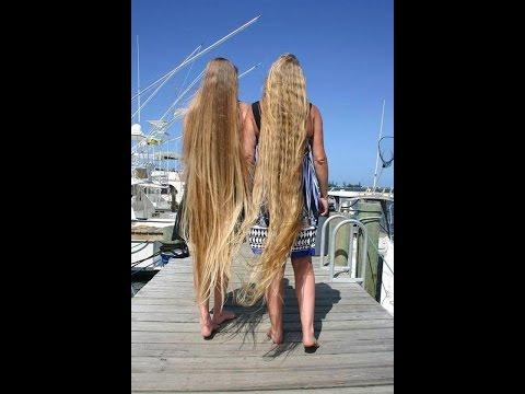 بالصور اطول شعر في العالم , صور لاطول شعر 5207 1