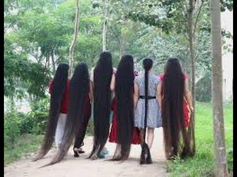 بالصور اطول شعر في العالم , صور لاطول شعر 5207 3