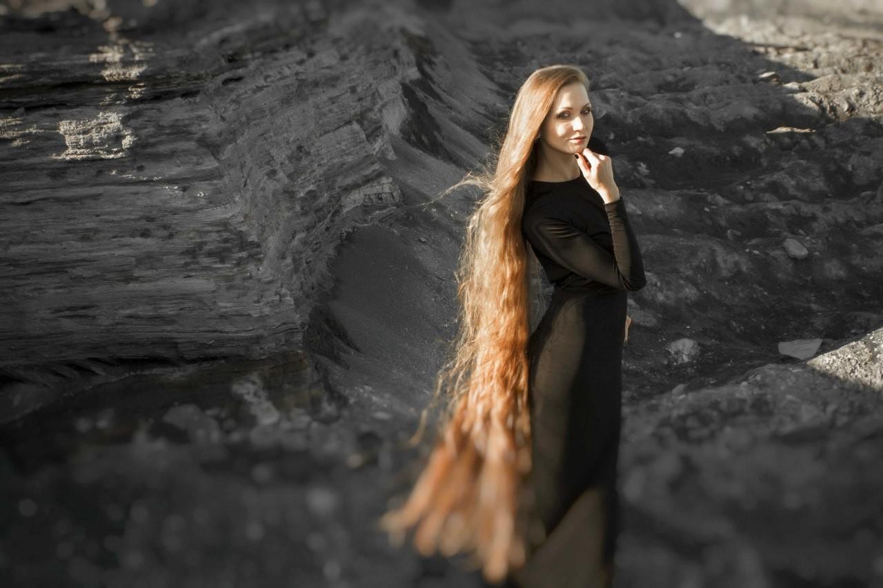 بالصور اطول شعر في العالم , صور لاطول شعر 5207 9