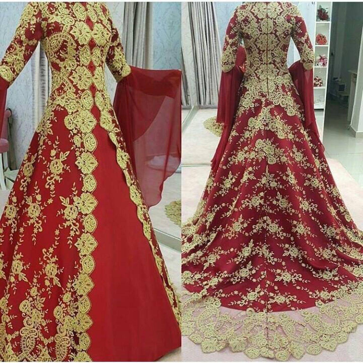 بالصور قنادر جزائرية , شكل الملابس التقليدية للجزائر 3222 11