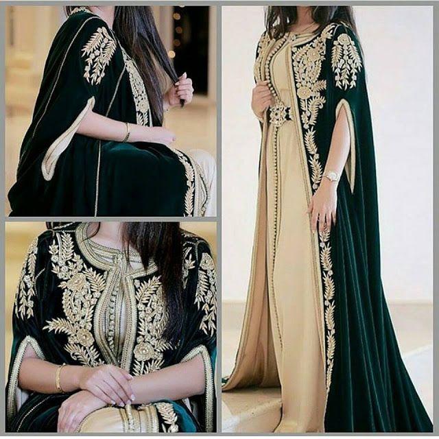 بالصور قنادر جزائرية , شكل الملابس التقليدية للجزائر 3222 13