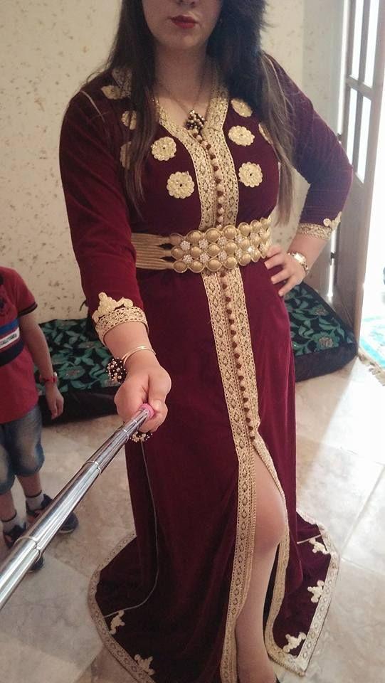 بالصور قنادر جزائرية , شكل الملابس التقليدية للجزائر 3222 2