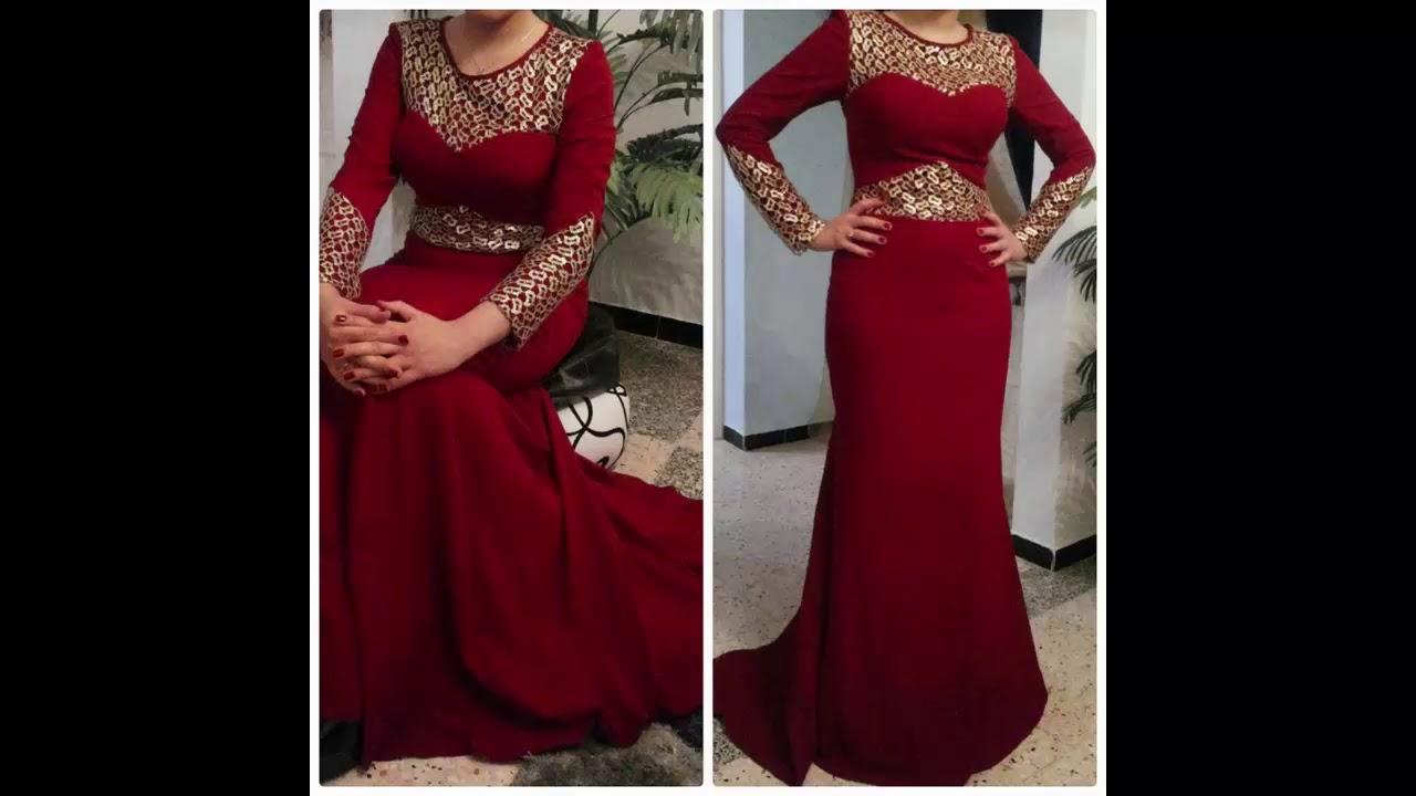 بالصور قنادر جزائرية , شكل الملابس التقليدية للجزائر 3222 4