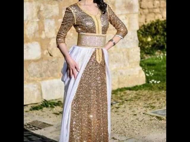 بالصور قنادر جزائرية , شكل الملابس التقليدية للجزائر 3222 8