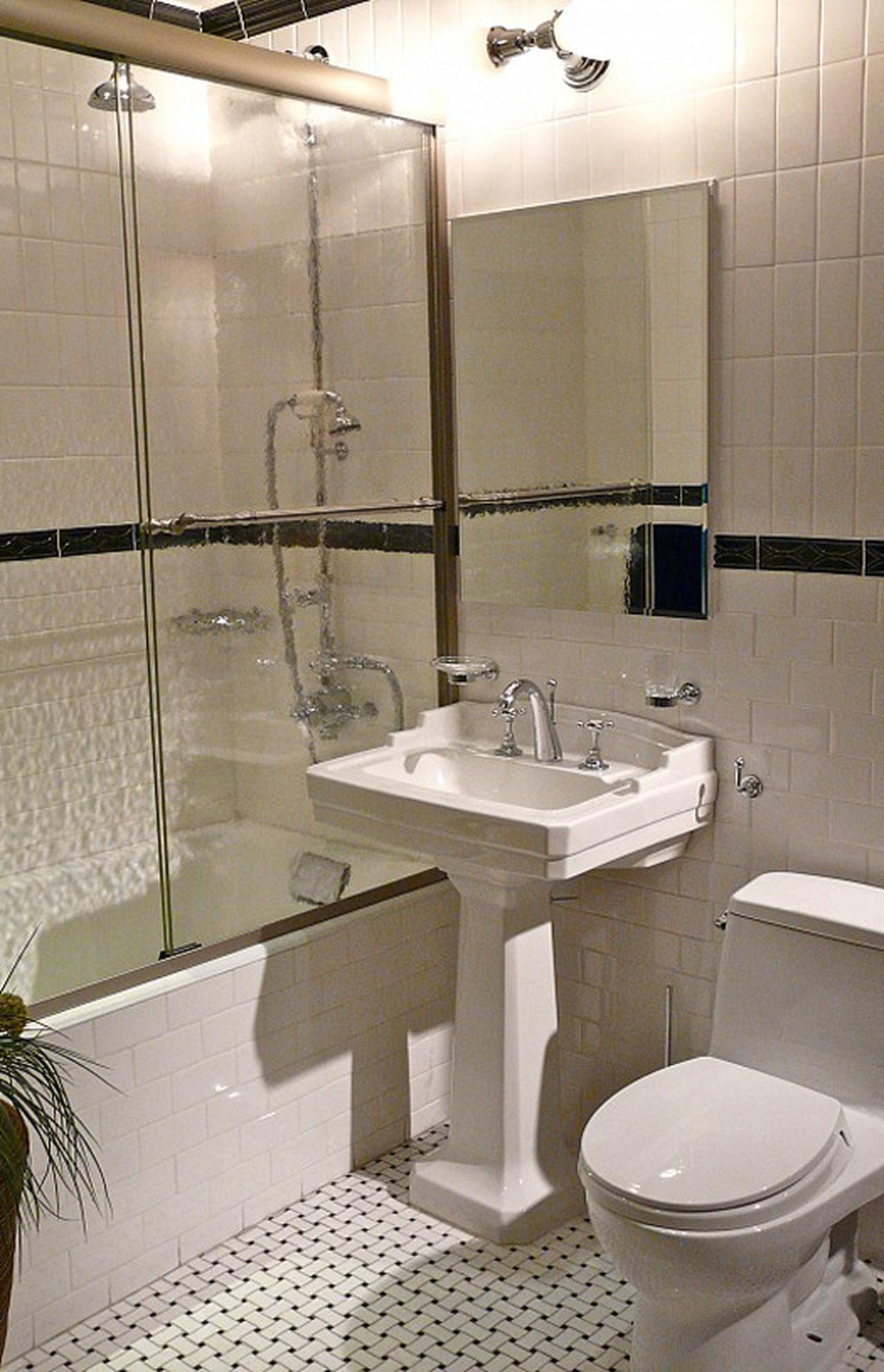 بالصور ديكور حمامات منازل , ديكورات تناسب جميع مساحات الحمامات 3254 13